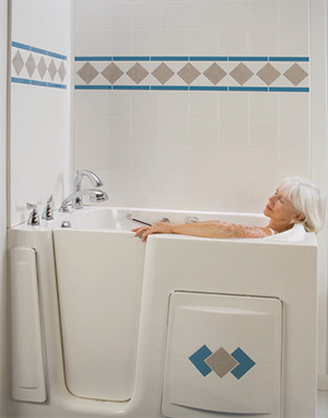 The Thought Alone Of A Hot Bath Conjures Up Notions Of Comfort And  Relaxation. However, For Many Elderly People With Decreasing Mobility, ...