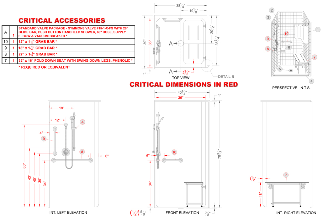 Download Specification · Download ADA Dimensions ...