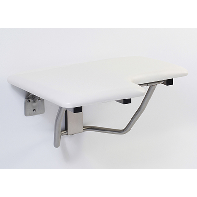 Padded Seat Wall Bracket Barrier Free